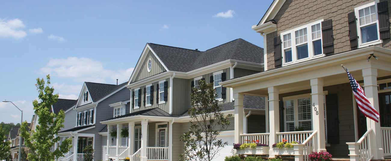 Residential Real Estate : Residential real estate development in north carolina